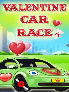 Valentine Car Race