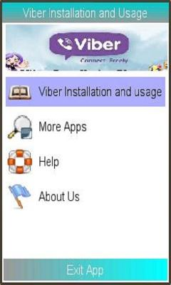 Viber Installation and Usage