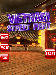 Vietnam Street Fight
