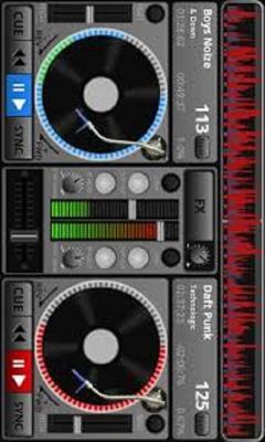 Virtual Dj Mixer 1
