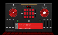 Virtual For Dj Mixer