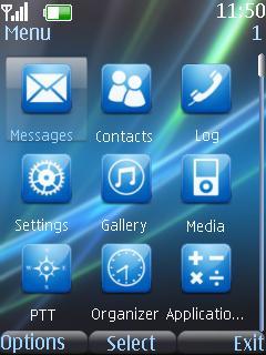 Vista Iphone W Tone