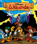 Wizards Disney