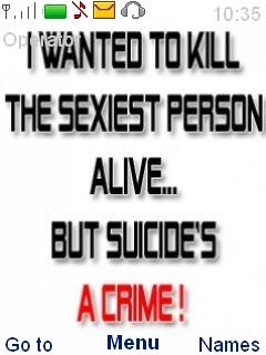 Wanted To Kill