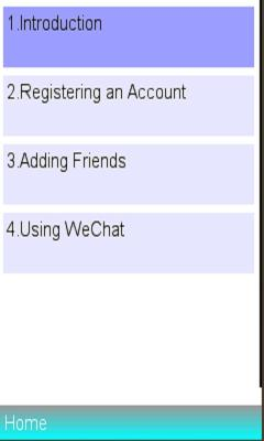wechats Guide