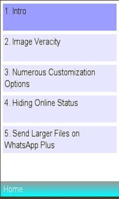 WhatsApp Plus Specs