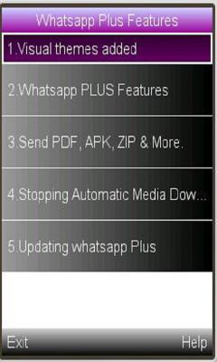 Whatsup plus features and alternatives