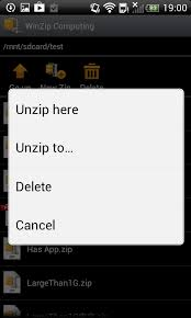 WinZip for Mobile