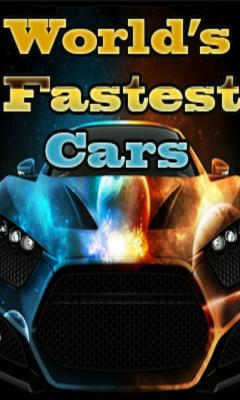 Worlds Fastest Cars