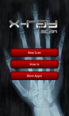 X Ray Scanner MX