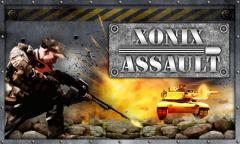 Xonix Assault Java