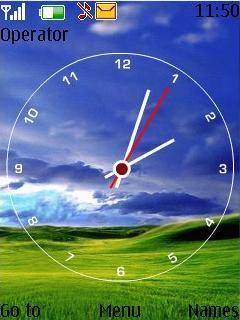 Xp Clock