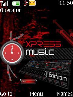 Xpress Music Dj