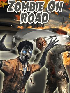 Zombie On Road Free