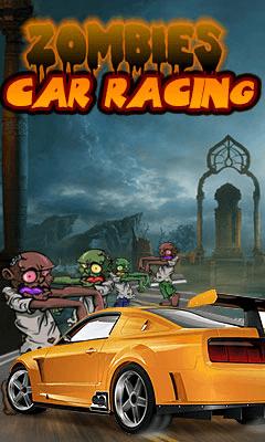 ZOMBIES CAR RACING